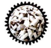 Marechal Cocoblanc  Bolo de chocolate com cobertura de chocolate e coco ralado fresco.  O recheio tem creme de coco, com leite condensado e chocolate branco.