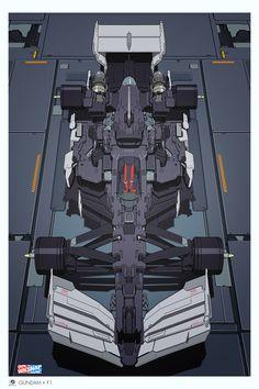 Arte Gundam, Gundam Art, Robot Concept Art, Concept Cars, Cool New Gadgets, Neon Evangelion, Unicorn Gundam, Nissan 240sx, Weird Cars