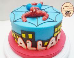 Spiderman Cake / - Torta Spiderman