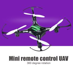 Terbaik sale jjrc h8 mini drone headless modus 6 axis gyro 2.4 GHz 4CH rc quadcopter dengan 360 Derajat Rollover RTF remote control mainan