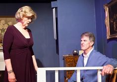Budge Photography: Stage Coach Theatre: Who's Afraid Of Virginia Woolf?