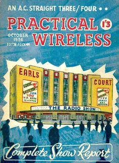 Practical Wireless, October 1956.