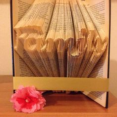 Family Folded Book Art Pattern Instant download PDF by Foldilocks