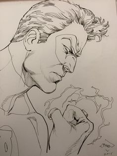 Green Lantern by Ethan Van Sciver *