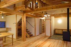 miharashi_03 Loft, Construction, Frame, Furniture, Home Decor, Building, Picture Frame, Decoration Home, Room Decor