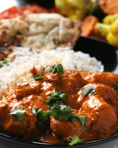 Homemade Chicken Tikka Masala #MyLondonDish