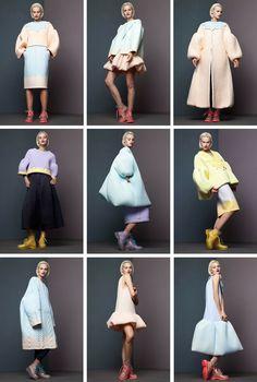 WILB: Architectural Fashion | Xiao Li