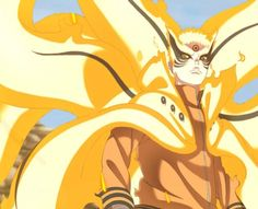 Naruto Baryon Mode Wallpaper for iPhone and Android - Best Naruto Wallpaper 2021