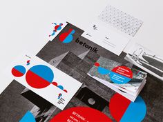 BETON (Concrete)The logotype and identification for Fundacja Beton (Beton Foundation), Beton Fim Festival and Betonik workshops was something we have wanted to work on for a long time. We enjoy working for cultural and educational initiatives and this s…