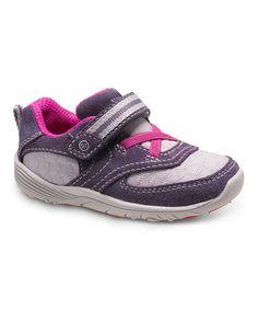 Stride Rite Purple Kelsey Sneaker | zulily
