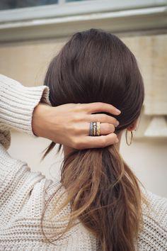 Schmuckstücke die uns noch lange begleiten werden Schmuck Design, Stacking Rings, Delicate, Bling, Jewelry, Fashion, Fascinators, Rhinestones, Thoughts