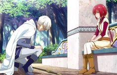Prince Zen & Shirayuki