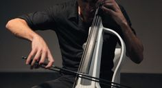 """Croatian cellists Luka Sulic and Stjepan Hauser of 2CELLOS (previously) recently performed a powerful cover of Nirvana's 1991 song """"Smells Like Teen Spirit"""" at Mashable HQ. The original song for co..."""