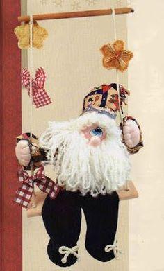 All Things Christmas, Merry Christmas, Christmas Decorations, Holiday Decor, Felt Dolls, Christmas Stockings, Santa, Ornaments, Halloween