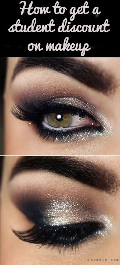Student Discounts on Makeup !! http://studentrate.com/Beauty-Discounts