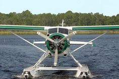 DeHavilland Beaver training.  Learn to fly a Beaver.