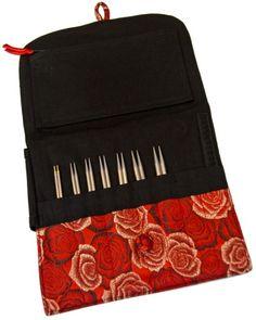 "Pochette d'aiguilles à tricoter Sharp 5"" HiyaHiya - Petit"