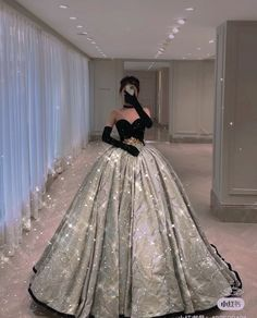 Prom Girl Dresses, Old Dresses, Ball Gown Dresses, Elegant Dresses, Pretty Dresses, Wedding Dresses, Disney Princess Dresses, Princess Ball Gowns, Pretty Quinceanera Dresses