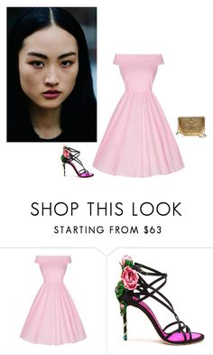 """Untitled #857"" by sofiy112 ❤ liked on Polyvore featuring Dolce&Gabbana and From St Xavier"