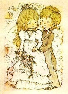 Creative Pictures, Cute Pictures, Sara Key Imagenes, Mary May, Heart Illustration, Retro Images, Decoupage Vintage, Sweet Pic, Holly Hobbie