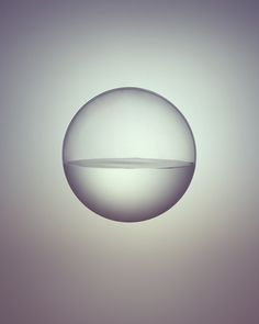 Water Ball Photography DAY & NIGHT Water study OWEN SILVERWOOD, UK on Behance