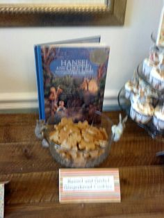 Hansel and Gretel gingerbread cookies