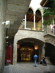 Image illustrative de l'article Musée Picasso (Barcelone)