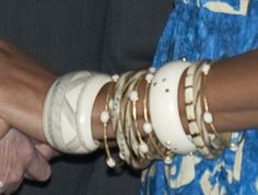 Michelle Obamas Mexico Bracelets: Eco-Friendly And Sustainable (PHOTOS)