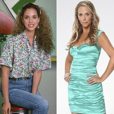 Pin for Later: Saved by the Bell Cast: Where Are They Now? Elizabeth Berkley