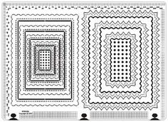 Large Designer Grid SPB006L