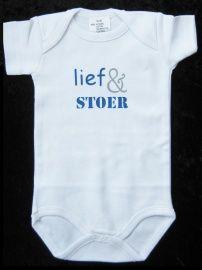Leuk rompertje voor lieve en stoere jongens. Voor meer zie: http://www.lievedotjes.nl/c-2102014/rompers/