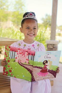 Skinny Latte Mommy: National Princess Day