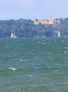 Osborne House, Isle of Wight, home to Victoria and Albert