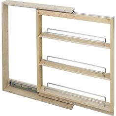 Base Cabinet Filler Pullout (3 in. W x 23 in. D x 30 in. H)