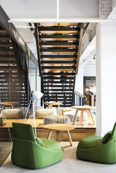 Hub Melbourne  by HASSELL