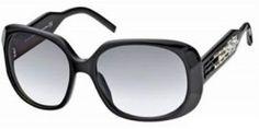Daniel Swarovski SK0008 Sunglasses Color 01B Daniel Swarovski. $236.99