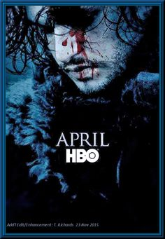 """Finally HBO has released the official Game of Thrones season 6 poster and Jon Snow is in it! Also they have confirmed that the 6th season starts in April. There were speculations that Game of Thrones season 6 could start in May. The poster seems to confirm what we have been saying since the 5th season ended. We were sure that Jon Snow would survive and recently we got a proof of it when we saw Kit Harington while shooting in Belfast."""