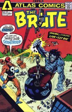 Atlas Comics - the Brute