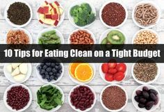 10 Tips for Eating Clean on a Tight Budget   Black Weight Loss Success