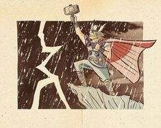 Be Your Own Hero, Art Of Manliness, Norse Mythology, Modern Man, Kids And Parenting, Thor, Vikings, Folk, Geek Stuff