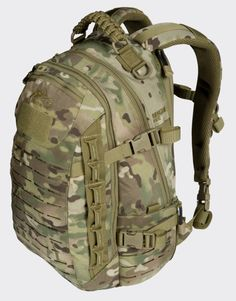 Direct Action DRAGON EGG® Tactical Backpack - Cordura® 500D - Camogrom Multicam