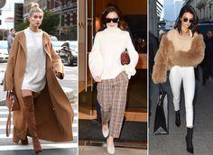 Guía de estilo: 12 'Outfits' VIP que poner a prueba este invierno