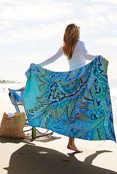 Paisley Brights Beach Towels!