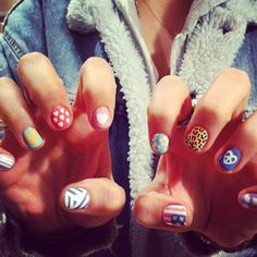 WAH Nails  everything they do is pretty much amazing.