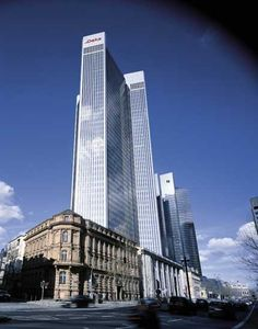 Frankfurt - my former workplace (DekaBank)