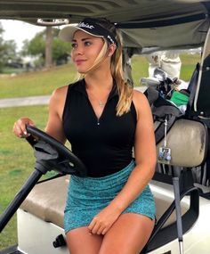 Girl Golf Outfit, Cute Golf Outfit, Girls Golf, Ladies Golf, Sexy Golf, Lady, Womens Golf Shoes, Womens Golf Attire, Shoes Women