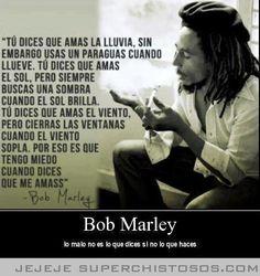 Bob Marley Frase