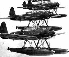 Arado 196 seaplanes