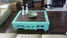 Pallet Table | Pallet Furniture Plans