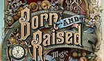 The Making of John Mayer's 'Born & Raised' Artwork on Vimeo    David A. Smith is a traditional sign-writer/designer specialising in high-quality ornamental hand-crafted reverse glass signs and decorative silvered and gilded mirrors. David recently produced a wonderful turn-of-the-century, trade-card styled album cover for popular American singer/songwriter John Mayer.